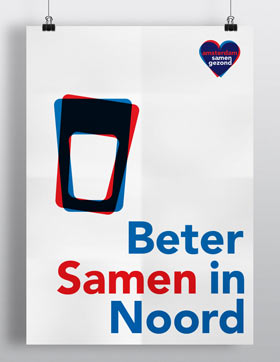 project branding visuals posters amsterdam agis