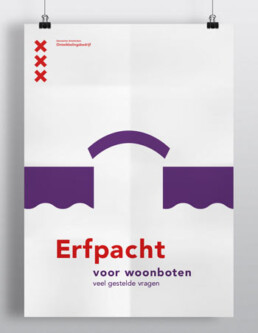 Corporate Identity OGA amsterdam wervende middelen