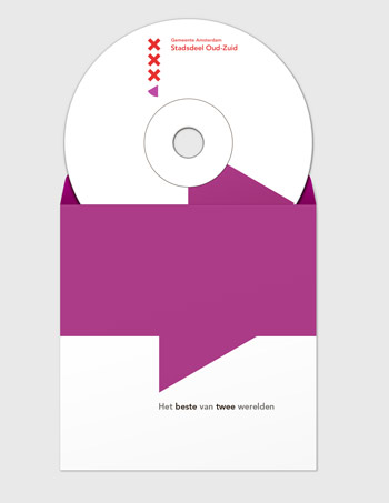 Corporate DVD CD design