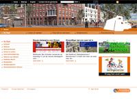 Schetsen website Gemeente Almere
