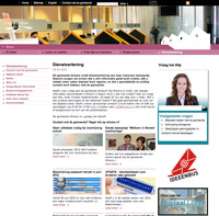 detail website Mercure Cultuurprijs