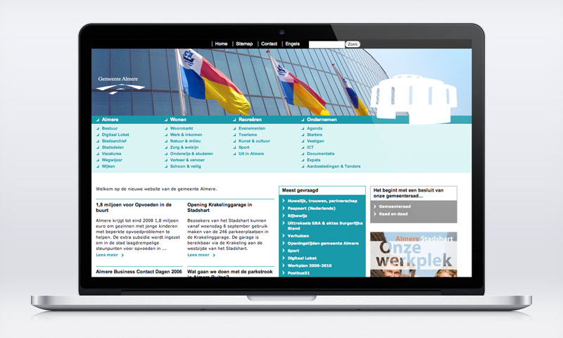 web visual design ontwerp carmen nutbey amsterdam