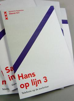 vormgeving en ontwerp folder reeks
