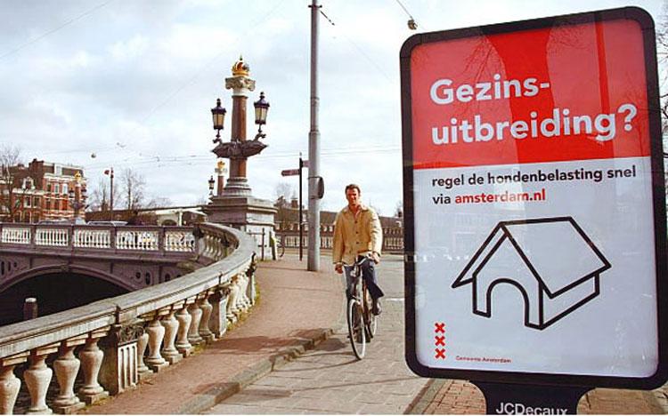 Campagne Digitaal Loket Amsterdam