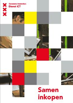 Creatief voorstel pixels identity Dienst ICT