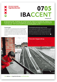 Gemeente Amsterdam IBA corporate identity