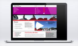 corporate web design stadsdeel oud-zuid amsterdam