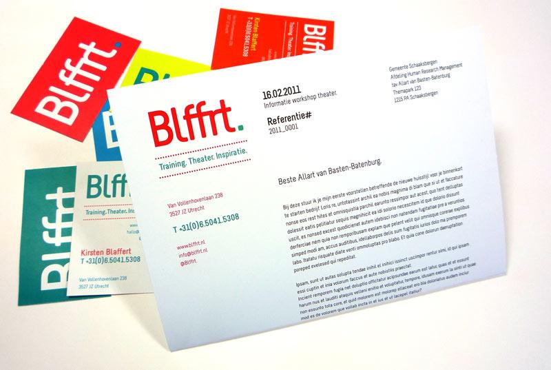 Briefpapier Blaffert Blffrt