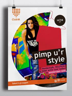 grafisch ontwerp flyer leaflet amsterdam nutbey design