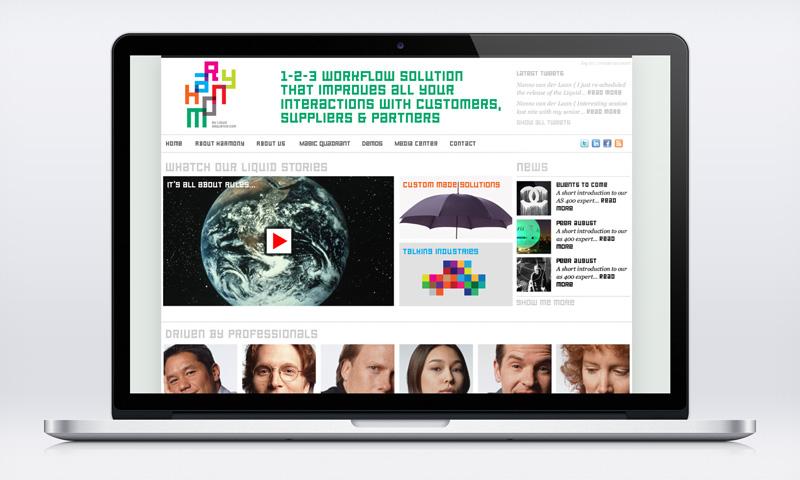 visual design identity web nutbey amsterdam