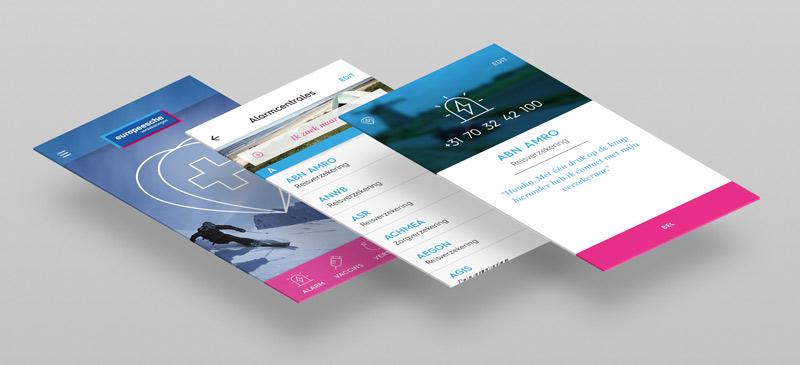 grafisch ontwerp pictogram en iconen mobile app nutbeydesign