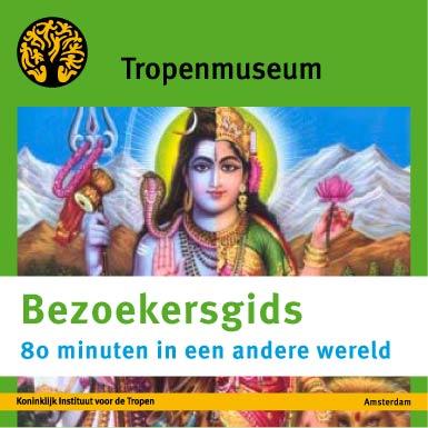 ontwerpvoorstel Bezoekersgids Tropenmuseum