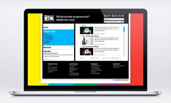 visual identity web nutbey design amsterdam