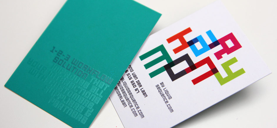 Corporate Dynamic Identity Harmony / 'Nutbey Design'
