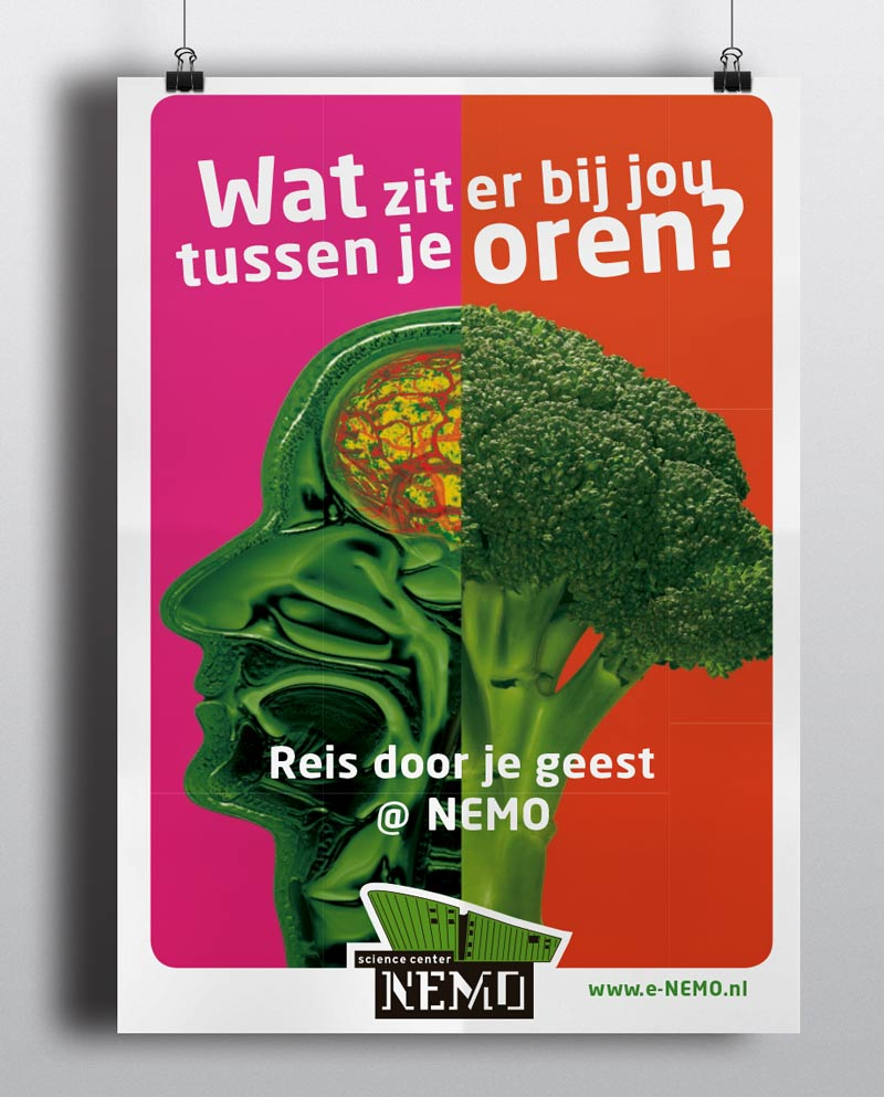 poster affiche campagne carmen nutbey design