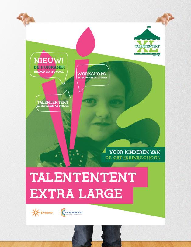affiche, poster, branding, visual design carmen nutbey nutbeydesign amsterdam