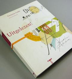 Corporate design concept boek Twynstra Gudde
