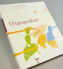 Visual design boekontwerp Jaarboek Twynstra Gudde