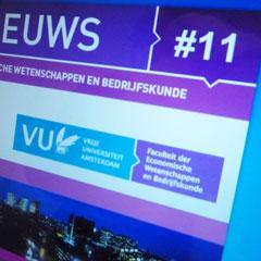 design digitale nieuwsbrief / html newsletter