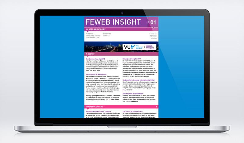 digitale nieuwsbrief online letter ezine nutbey design amsterdam