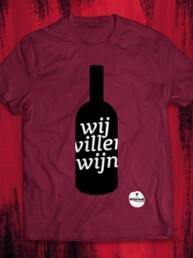 branding illustration naming wijndok by nutbeydesign