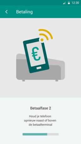 abn amro wallet app android visual design carmen nutbey nutbeydesign amsterdam