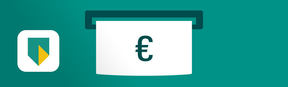 User Interface design digitale achtergrondschermen geldautomaten van ABN AMRO Bank Nutbeydesign Amsterdam.