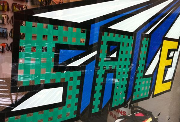 Tape_Type nutblog barcelona typografie straatstijl diy