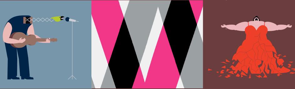NutbeyDesign uit Amsterdam ontwerpt videowall met korte motion graphics