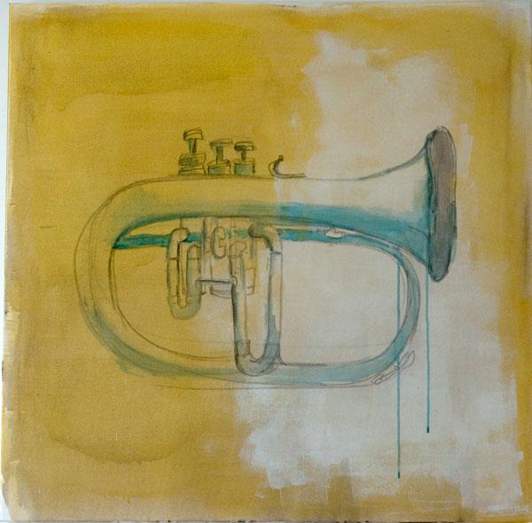 trompet-trumpet-painting-schilderij-nutbey_design